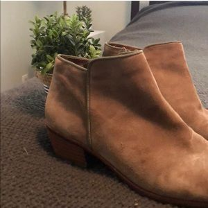 Sam Edelman Booties - REPOSH - GOOD CONDITION